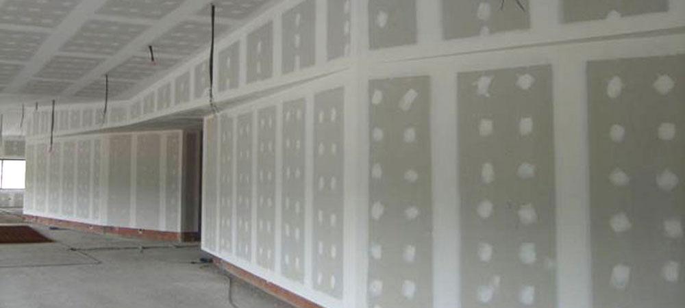 Conalmat s l fabricaci n e instalaci n de mamparas de for Como poner pladur en el techo